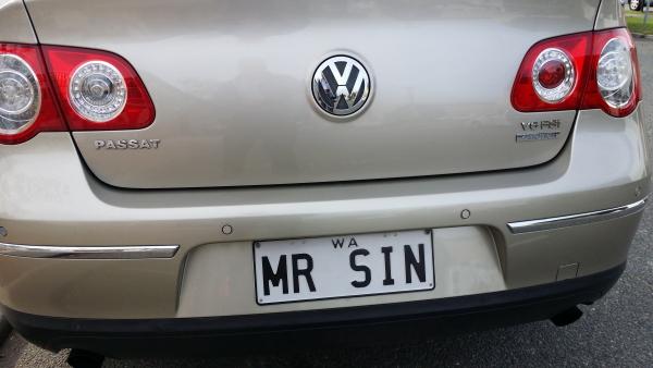 Mr Sin