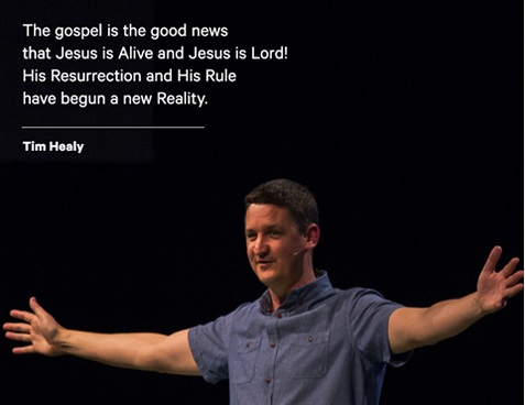 What is the gospel? (Tim Healy)