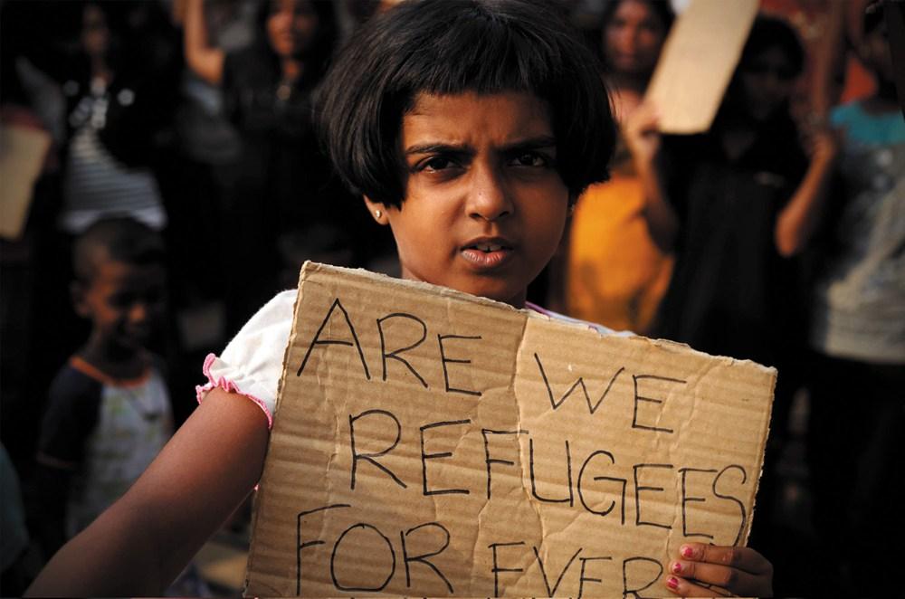 God as asylum seeker (Matthew2:16)