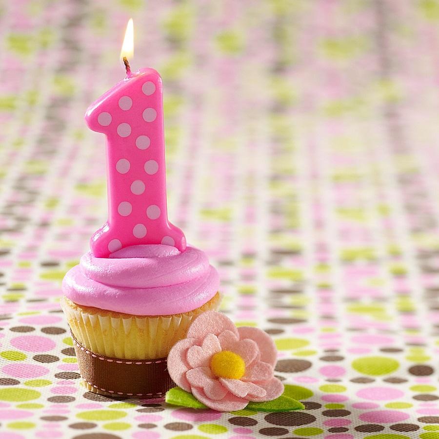 First birthday: the topdozen
