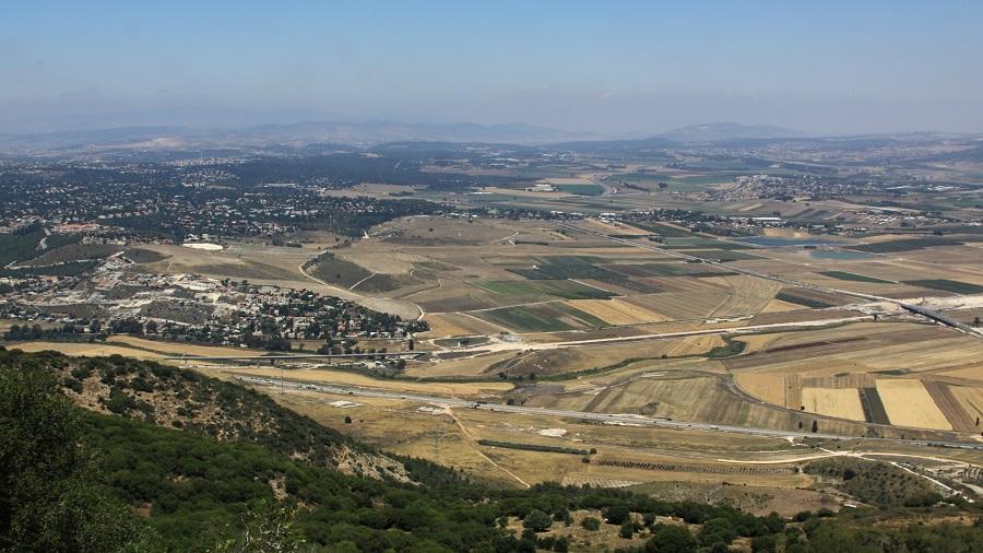 Megiddo, Haifa, Caesarea