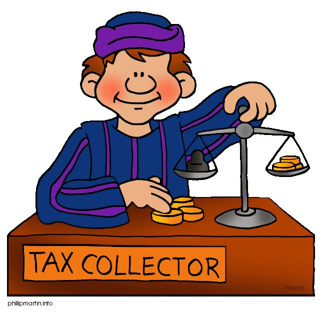 What's with tax collectors? (Matthew 9:9-12)