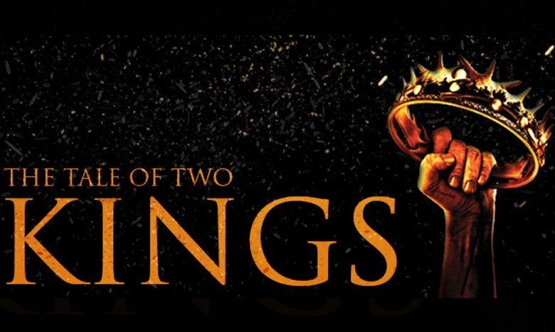 A tale of two kings (Matthew 14:1-21)