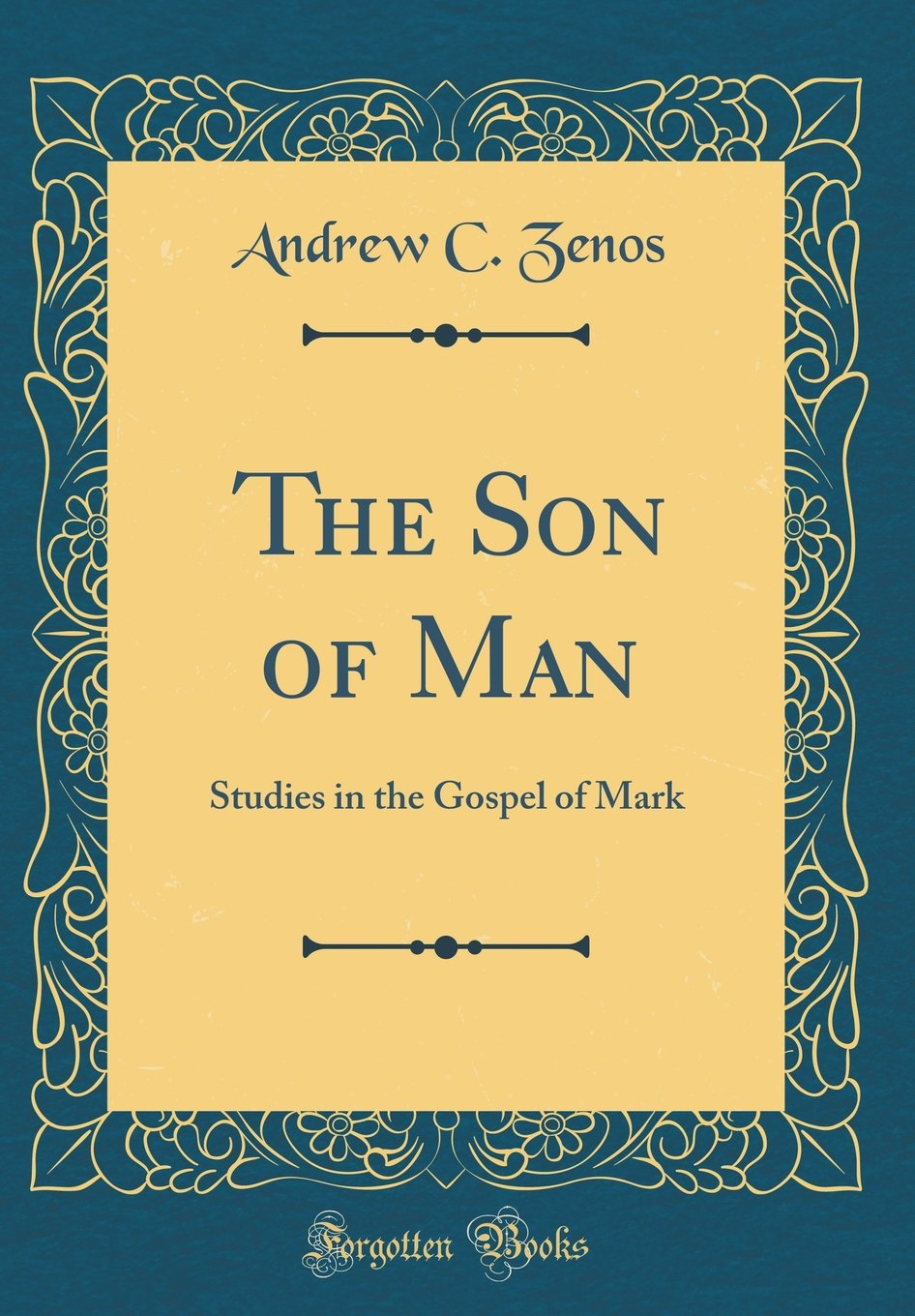 Zenos on Son of Man