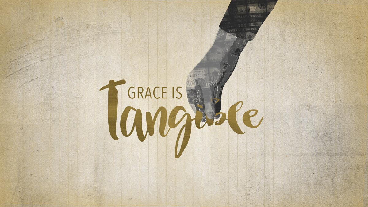 Grace is a generous king (Ephesians 4:7–10)