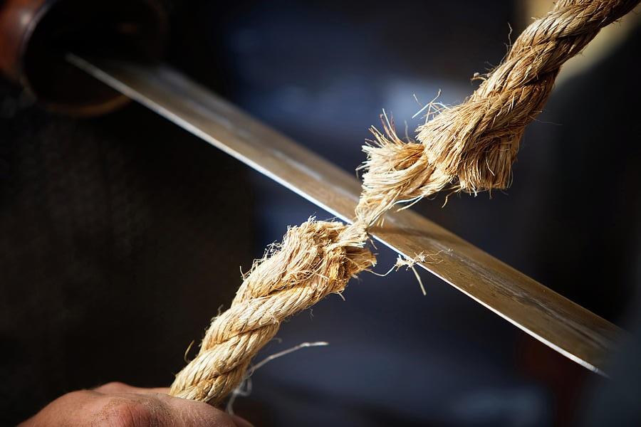 Sword of the Spirit (Ephesians6:17)