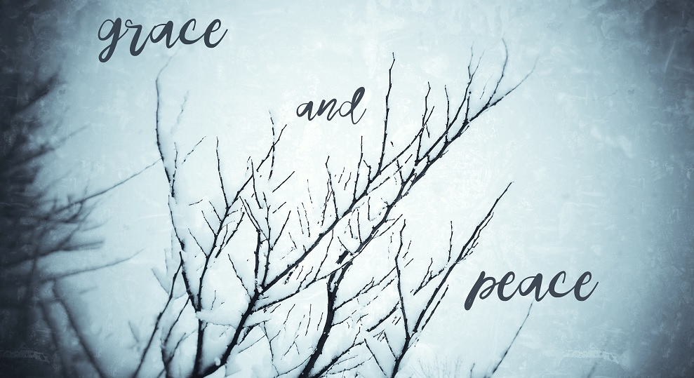 Peace and grace: the greeting that can deliver (Ephesians 6:23-24)