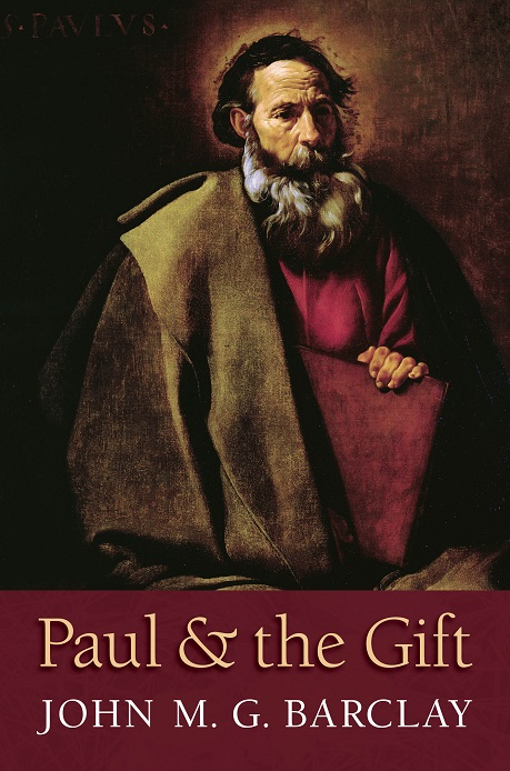 "On grace: John Barclay, ""Paul and the Gift"" (book review)"