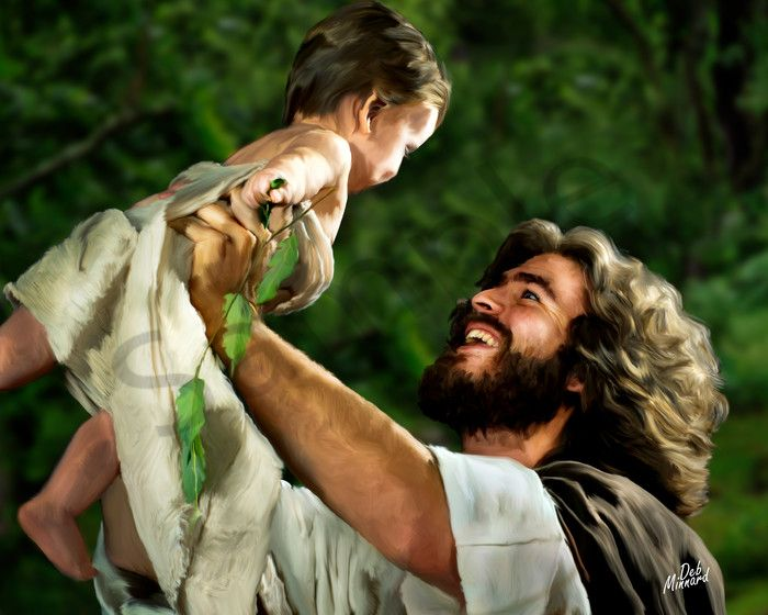 How to receive Christ (Matthew 18:1-5)