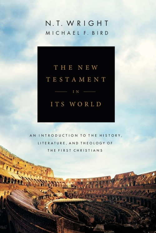 """The NT in its world"": free podcasts"