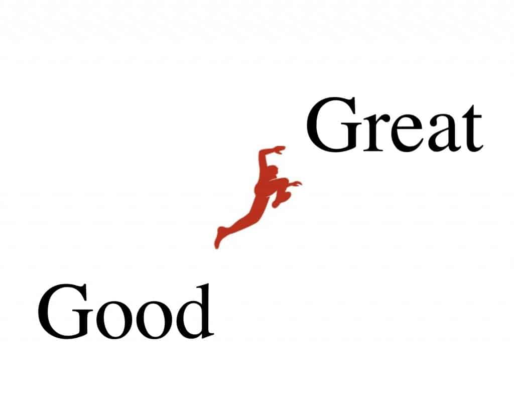 When 'good' leads you to 'great' (Matthew 19:16-22)