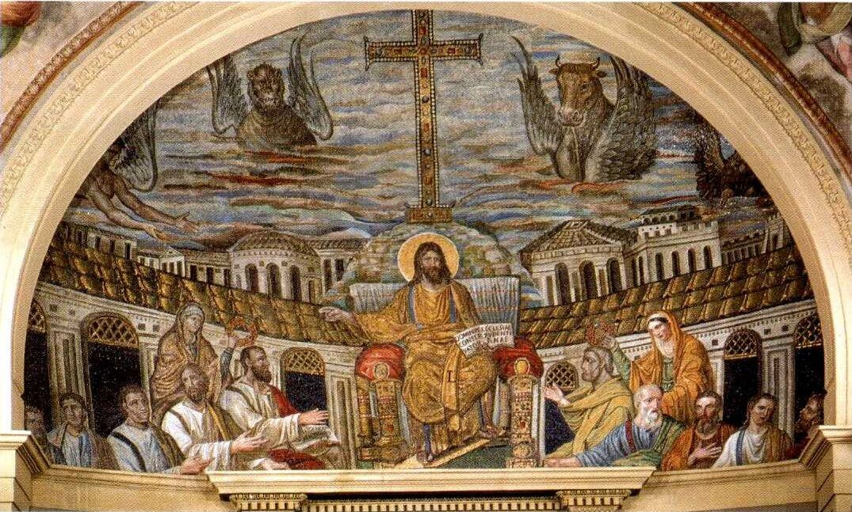 Son of man enthroned (Matthew19:27-30)