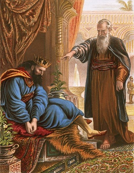 A cleansed, non-prophet kingdom? (Zechariah13:1-6)