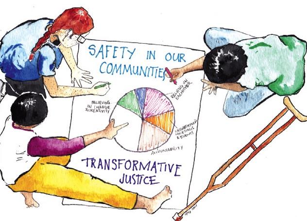 Transformative justice (Romans12:9-21)