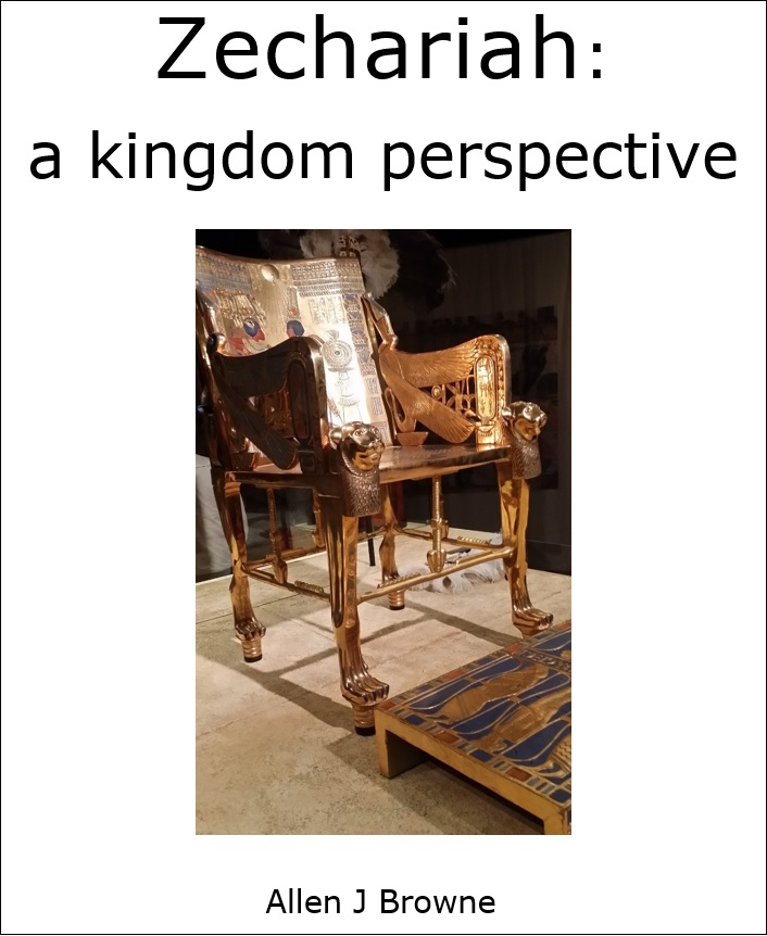 Zechariah: a kingdom perspective (freecommentary)